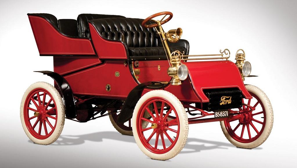 el primer Ford