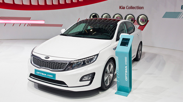 kia optima hibrido 2014