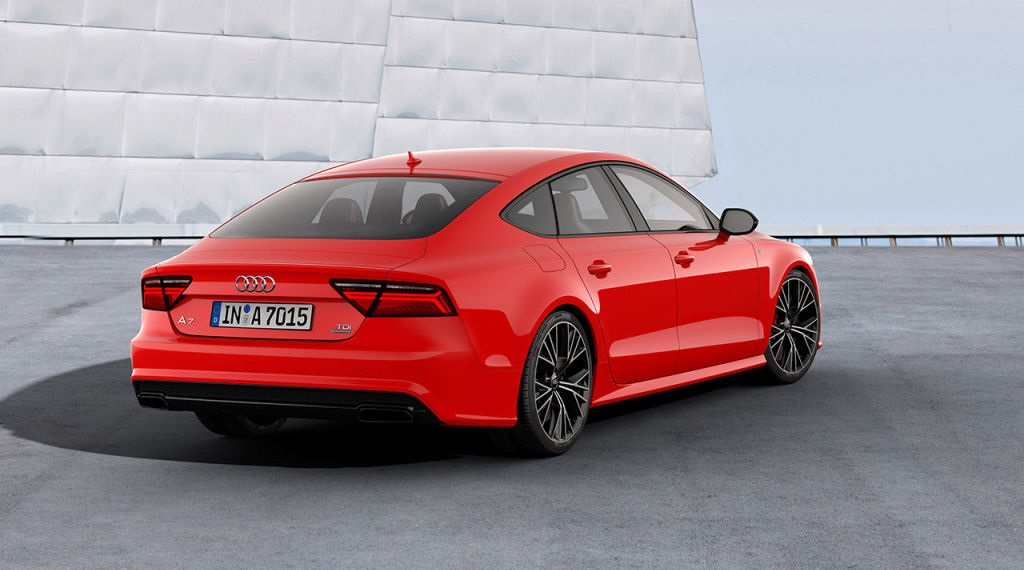 A7 Sportback TDI Competition 2