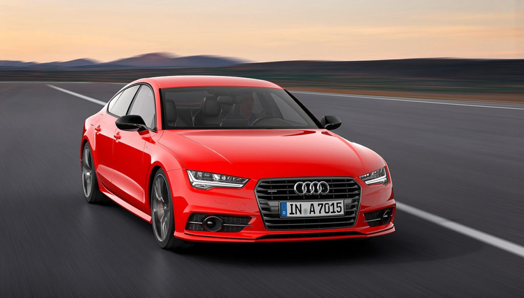 A7 Sportback TDI Competition 3