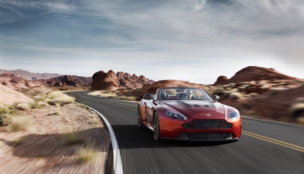 Aston Martin V12 Vantage S Roadster 3