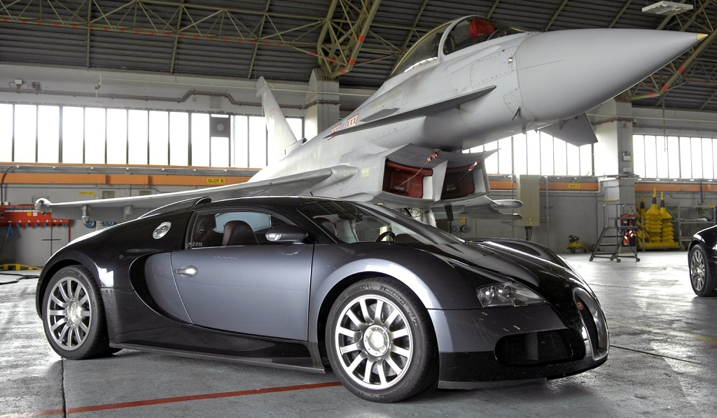 Bugatti Veyron The Typhoon