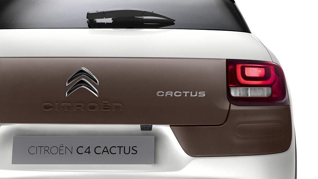 Citroen C4 Cactus zaga