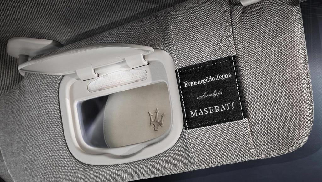 Maserati Quattroporte Ermenegildo Zegna 5