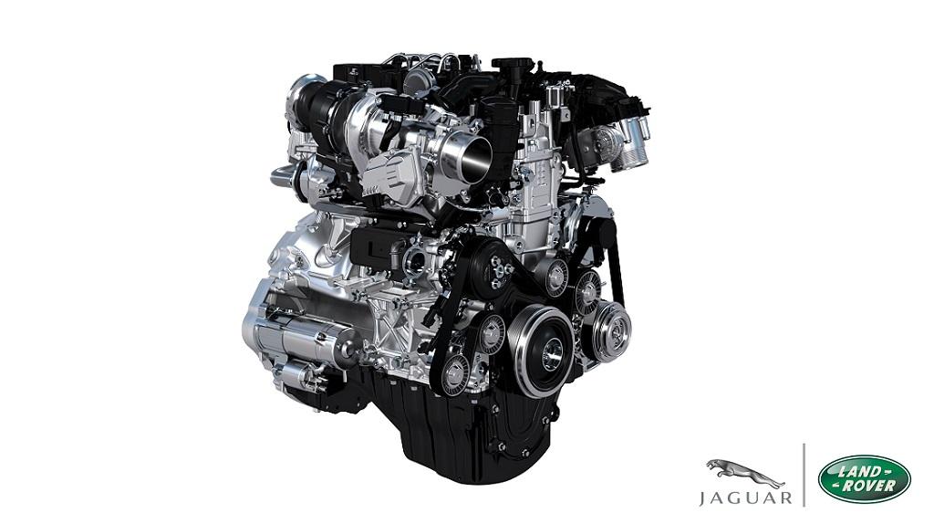 Motor Ingenium de Jaguar y Land Rover