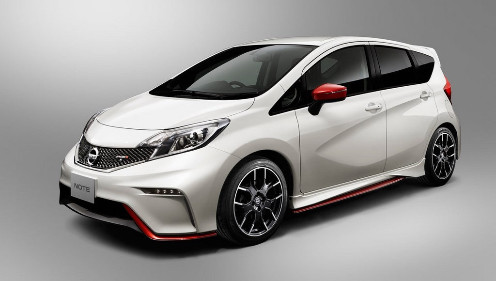 Nissan Note Nismo 5