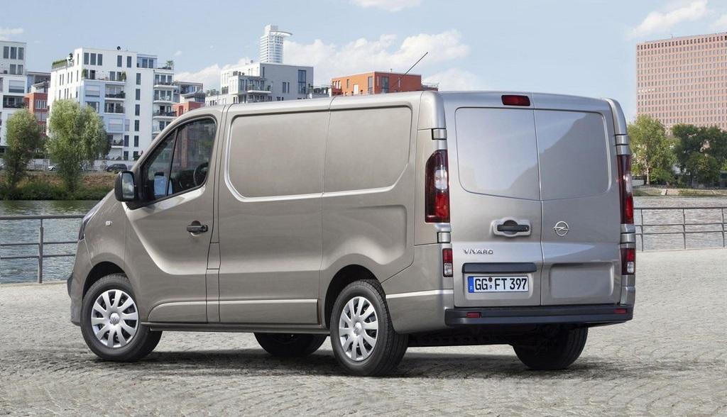 Opel Vivaro 2014 5