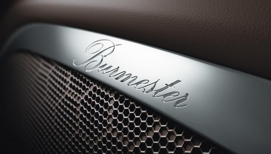 Porsche Panamera Burmester