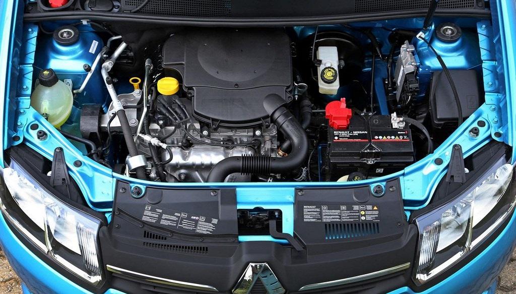 Renault Sandero 2015 motor