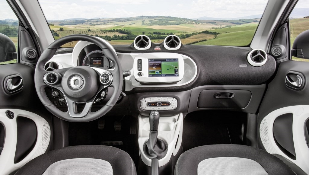 Smart fortwo 2015 14