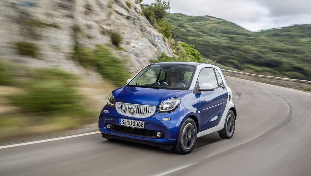 Smart fortwo 2015 5