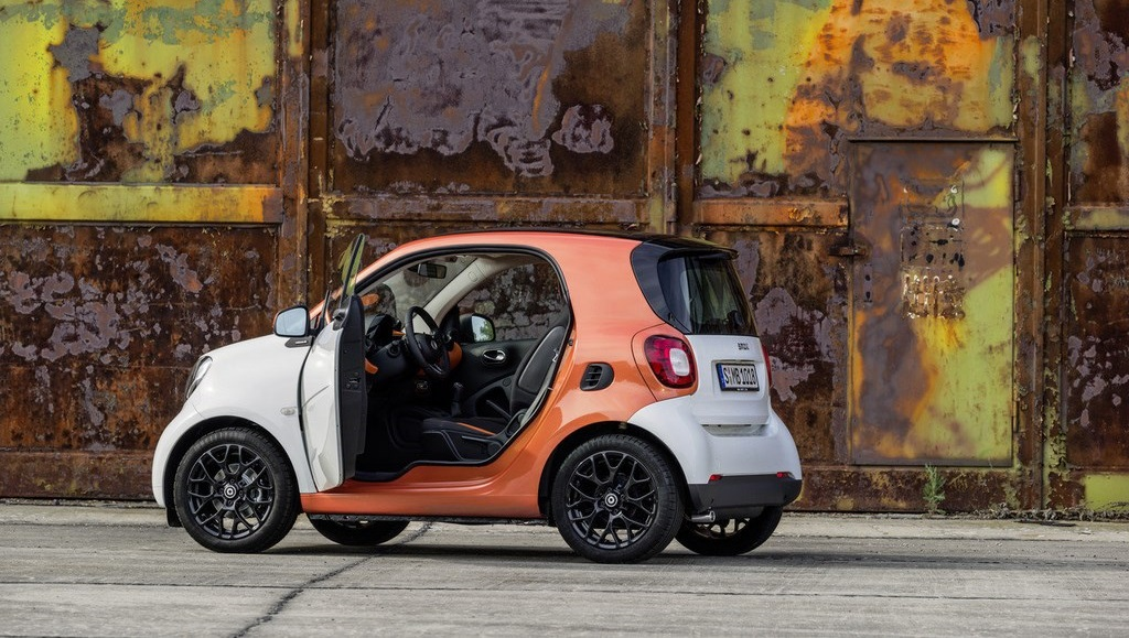 Smart fortwo 2015 6