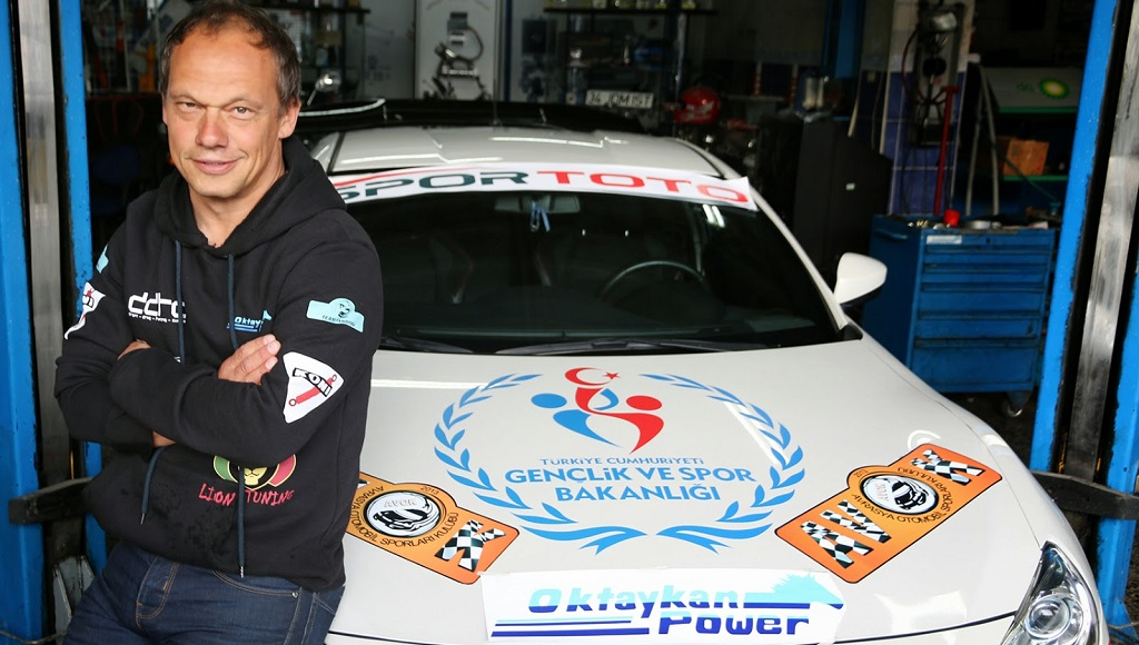 Toyota GT 86 Harald Muller