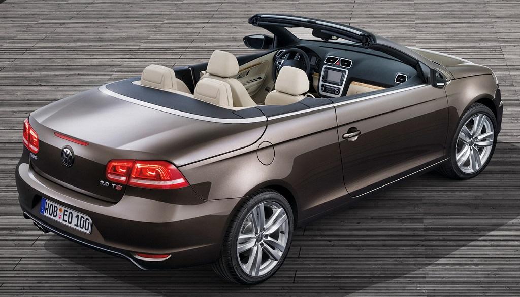 Volkswagen eos final edition un adi s confirmado - Meilleurs cabriolets 4 places ...