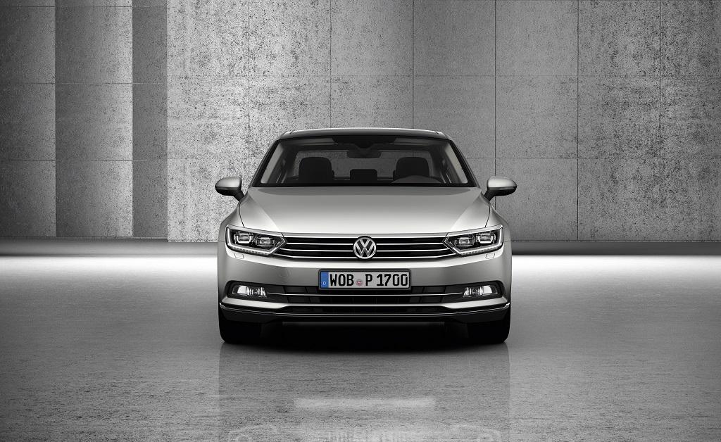 Der neue Volkswagen Passat