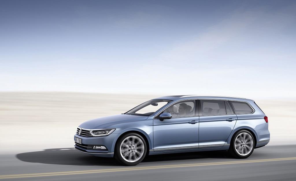 Volkswagen Passat 2015 Variant 5