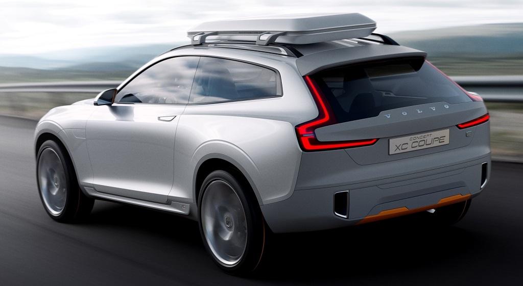 Volvo XC Concept Coupe 2