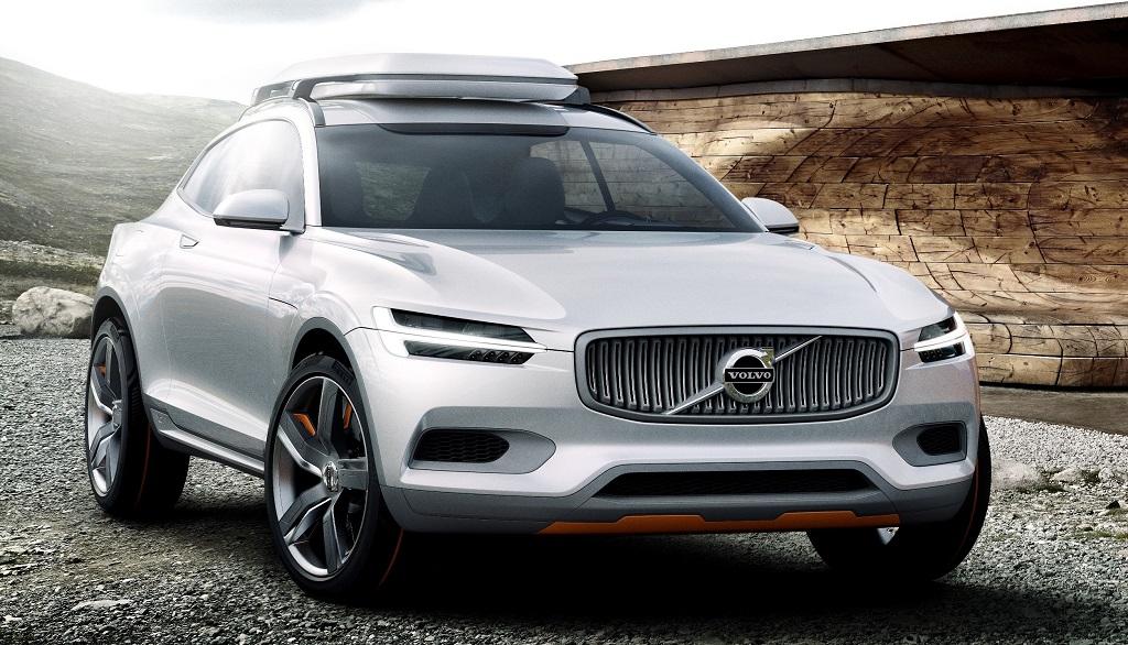 Volvo XC Concept Coupe