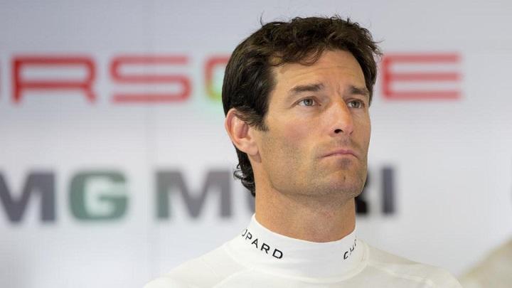 Webber Porsche