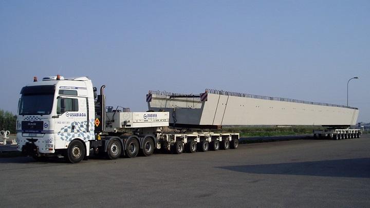 camion especial