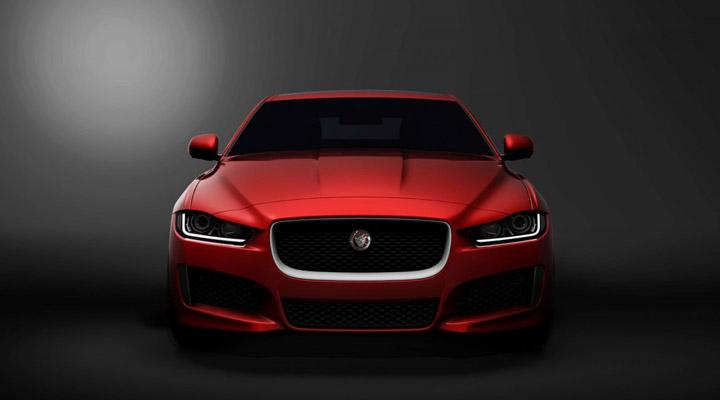 teaser jaguar xe-5