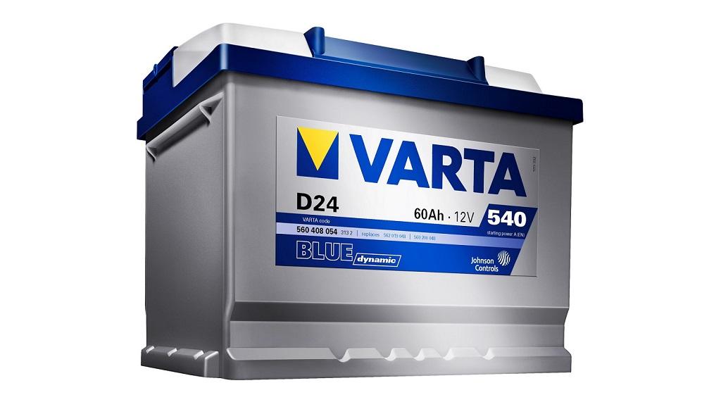 Bateria Varta