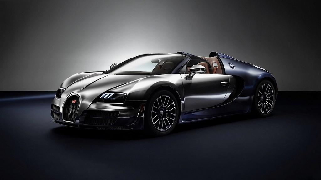 Bugatti Veyron Ettore Bugatti 2
