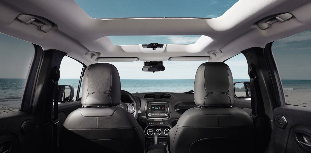 Jeep Renegade Opening Edition interior