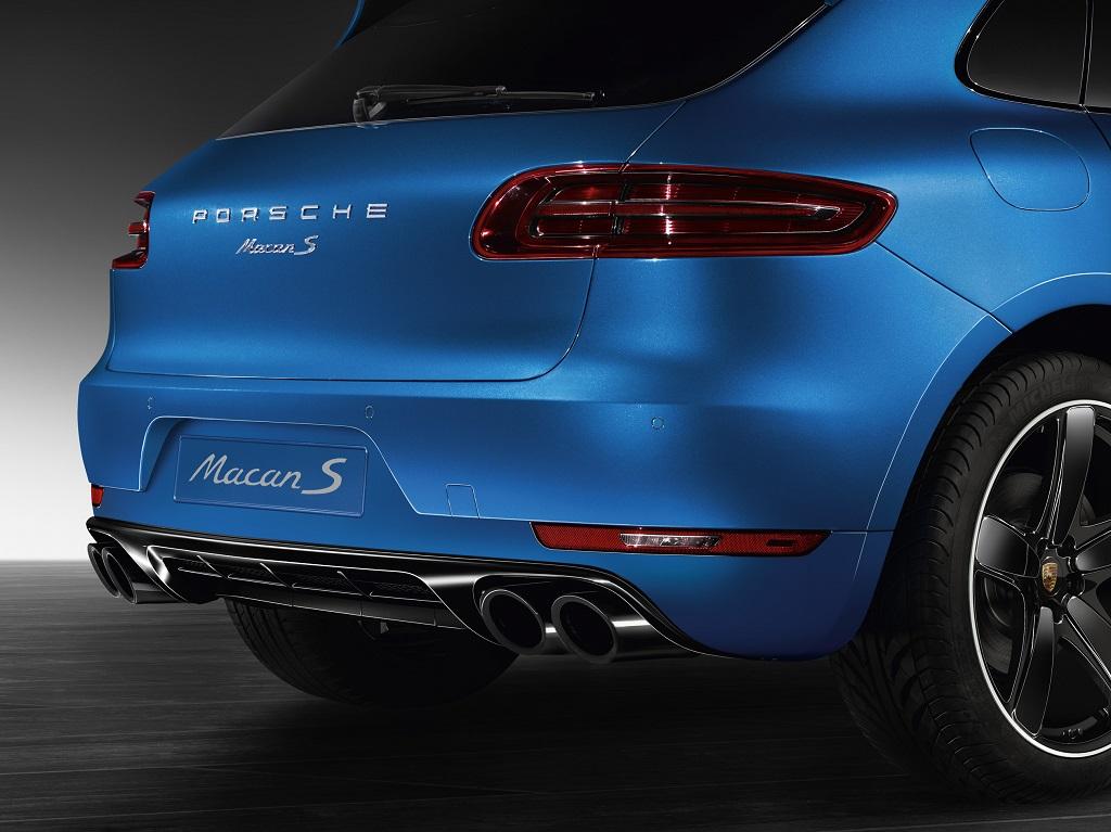 Porsche Macan accesorios 2