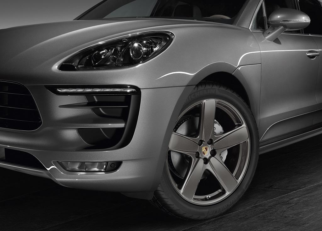 Porsche Macan accesorios
