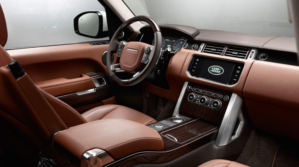 Range Rover MY15 interior