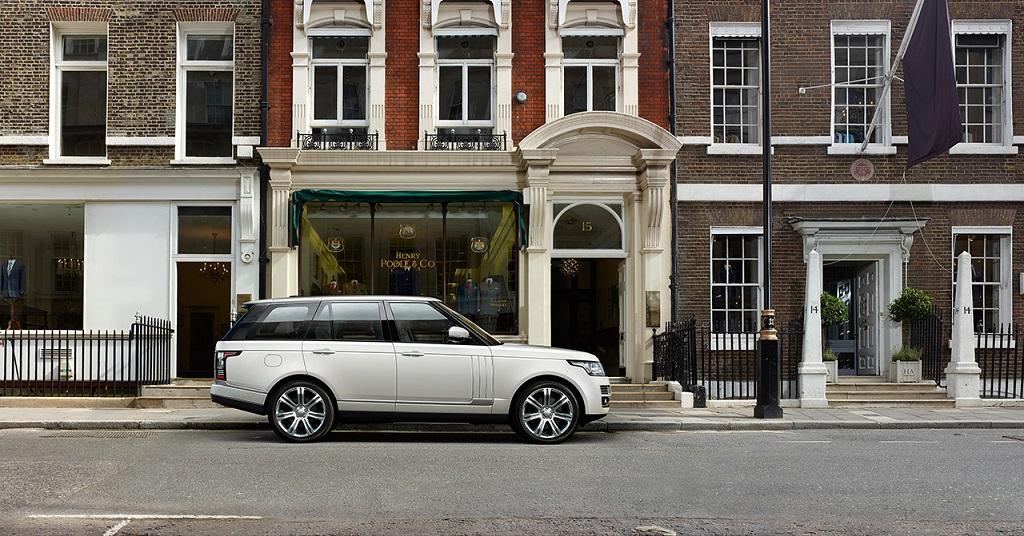 Range Rover MY15