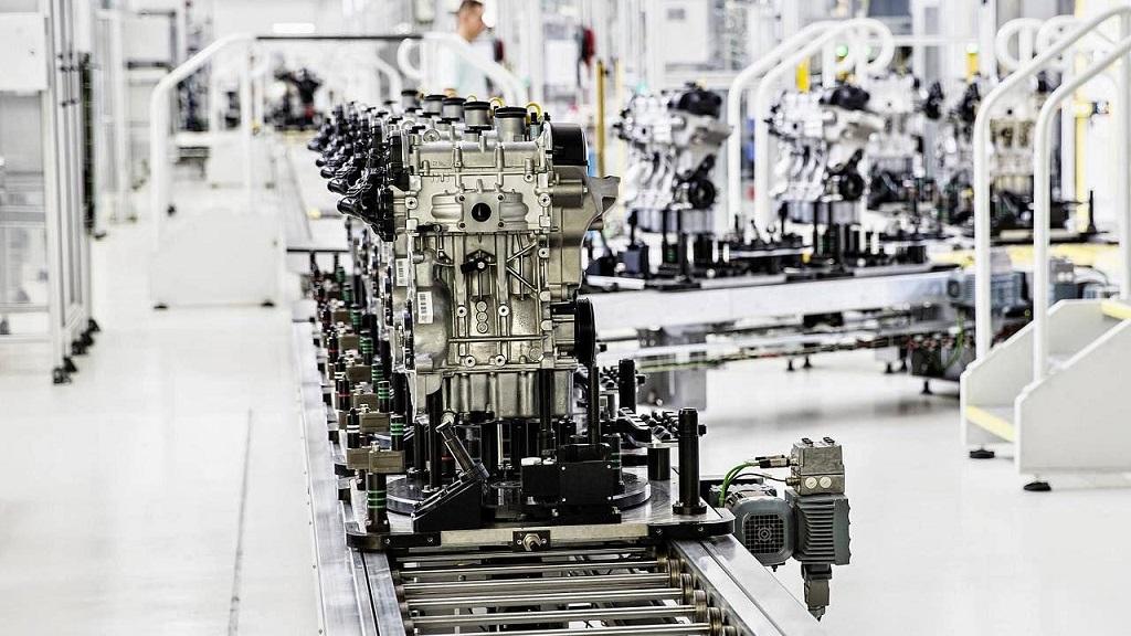 motores de tres cilindros Skoda