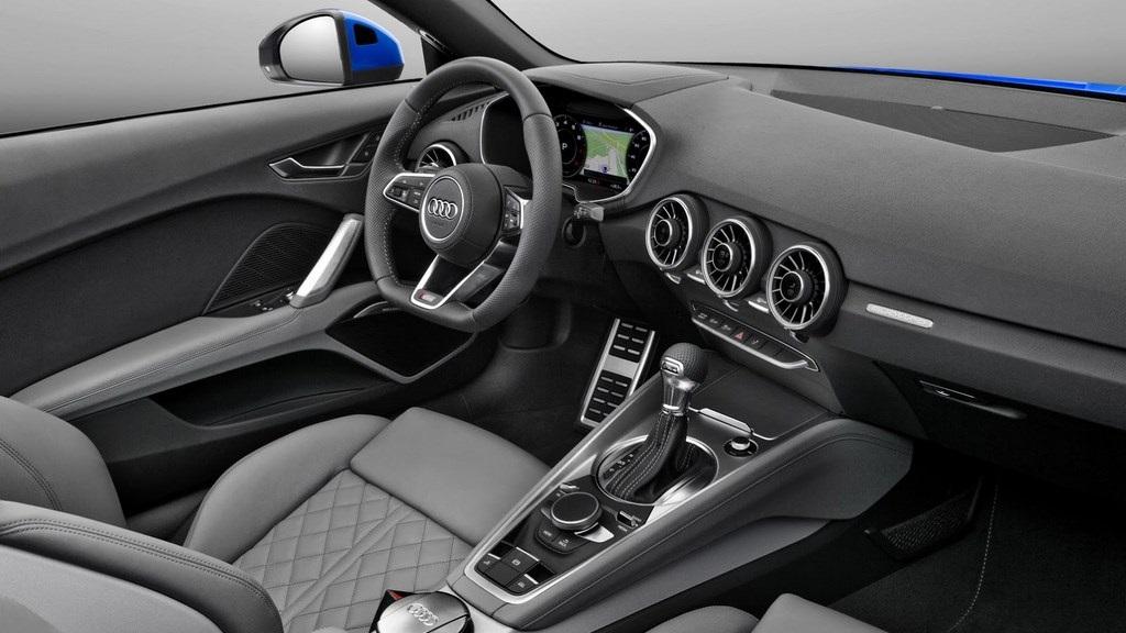 Audi TT y TT Roadster 2015 18
