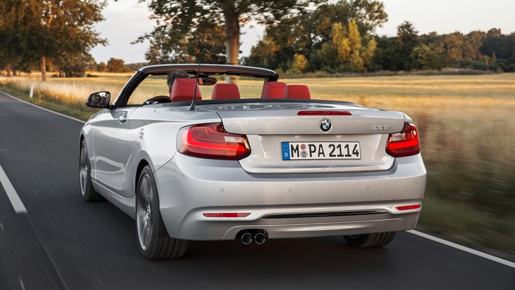 BMW 2 Series Convertible 228i 20