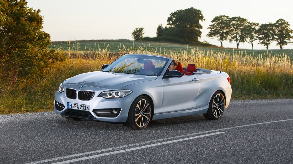 BMW 2 Series Convertible 228i 36
