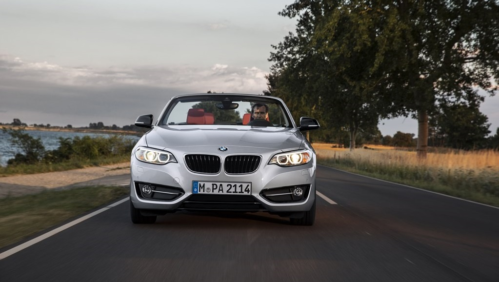BMW 2 Series Convertible 228i 38