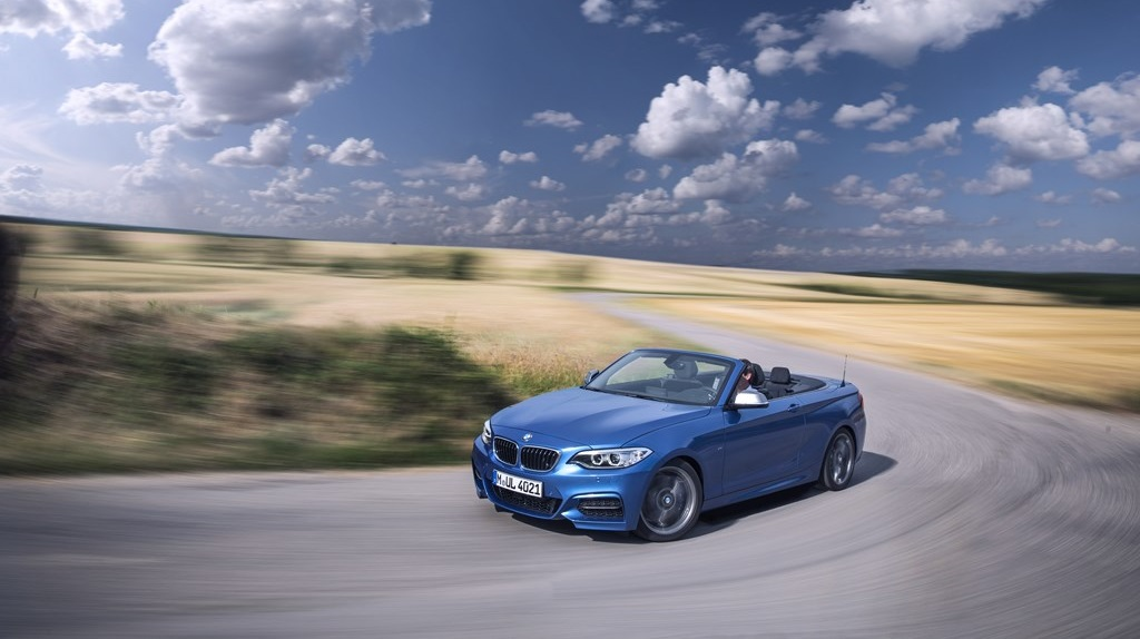 BMW 2 Series Convertible M235i 16