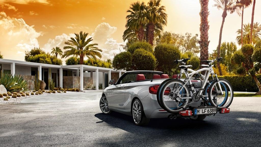 BMW 2 Series Convertible accesorios