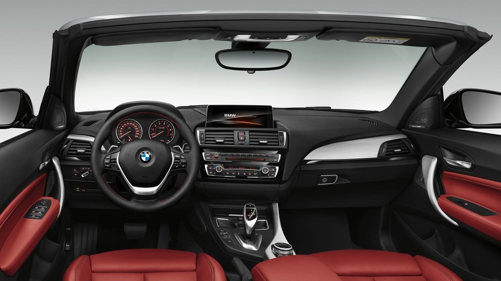 BMW 2 Series Convertible interior 6