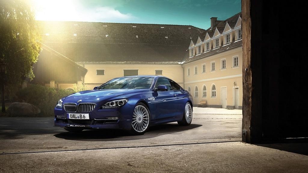 BMW Alpina B6 Biturbo Gran Coupe