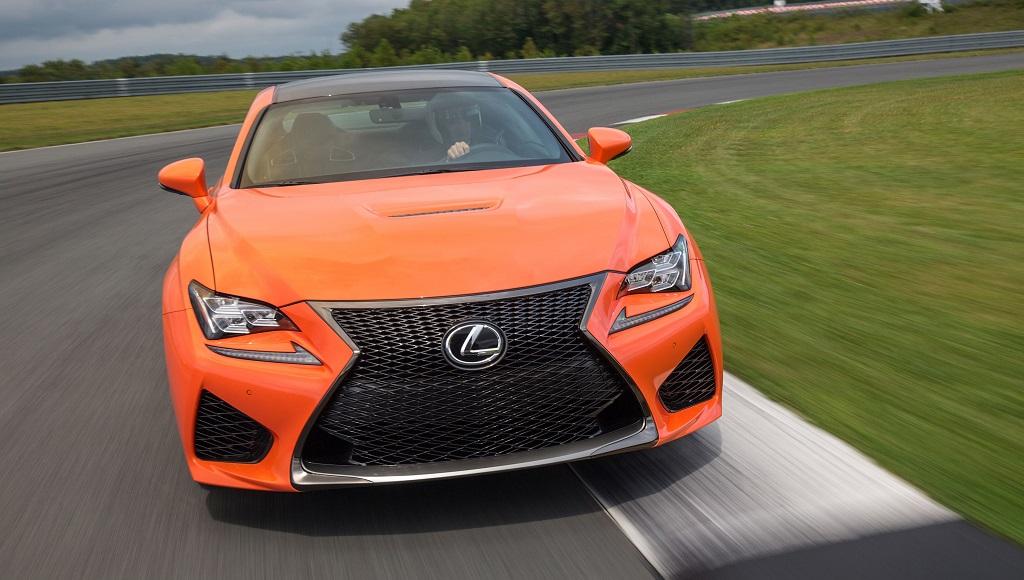 Lexus novedades 2