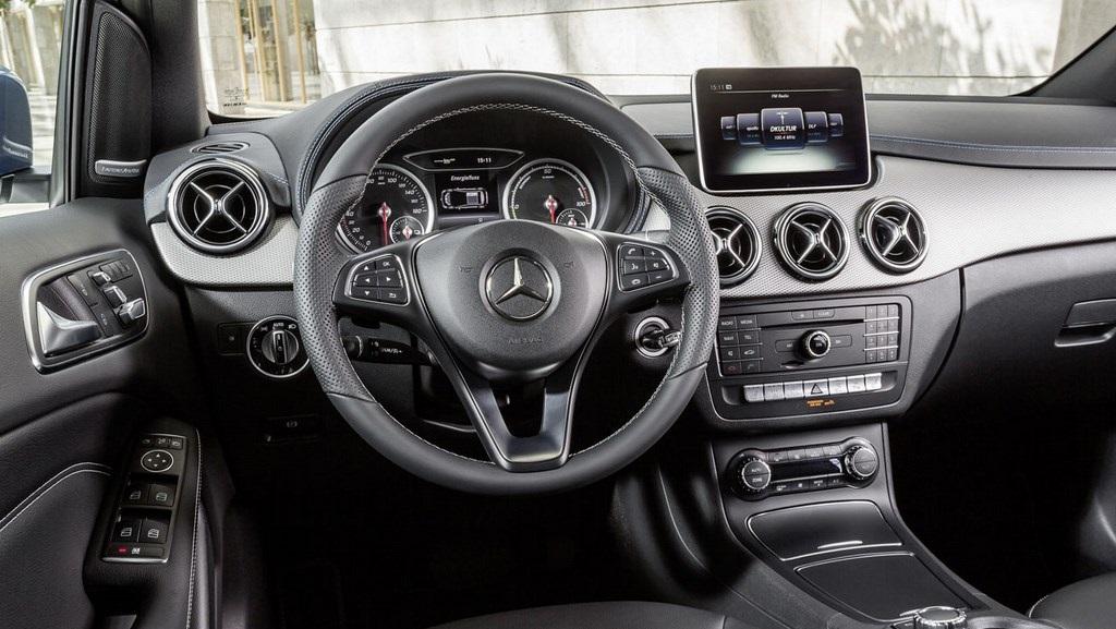 Mercedes-Benz Clase B 2015 19