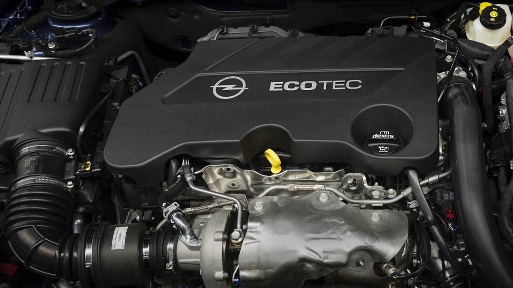 Nuevos motores Opel