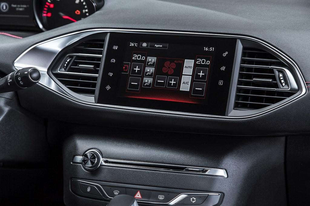 Peugeot 308 GT 2015 27