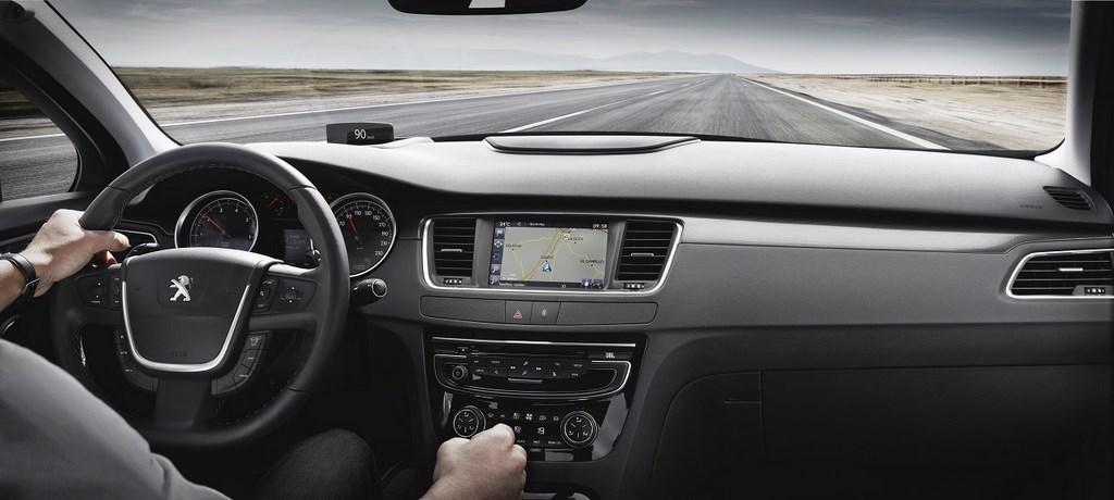 Peugeot 508 2015 23