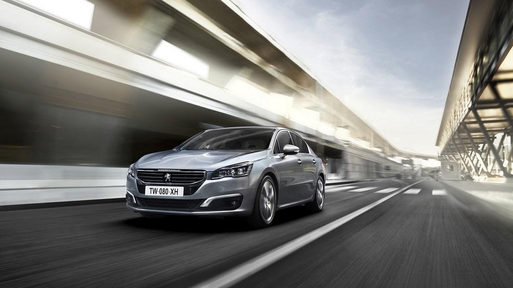 Peugeot 508 2015 7