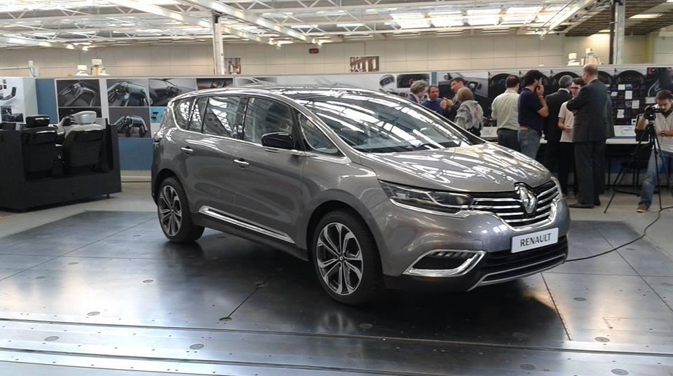 Renault Espace 2015 2