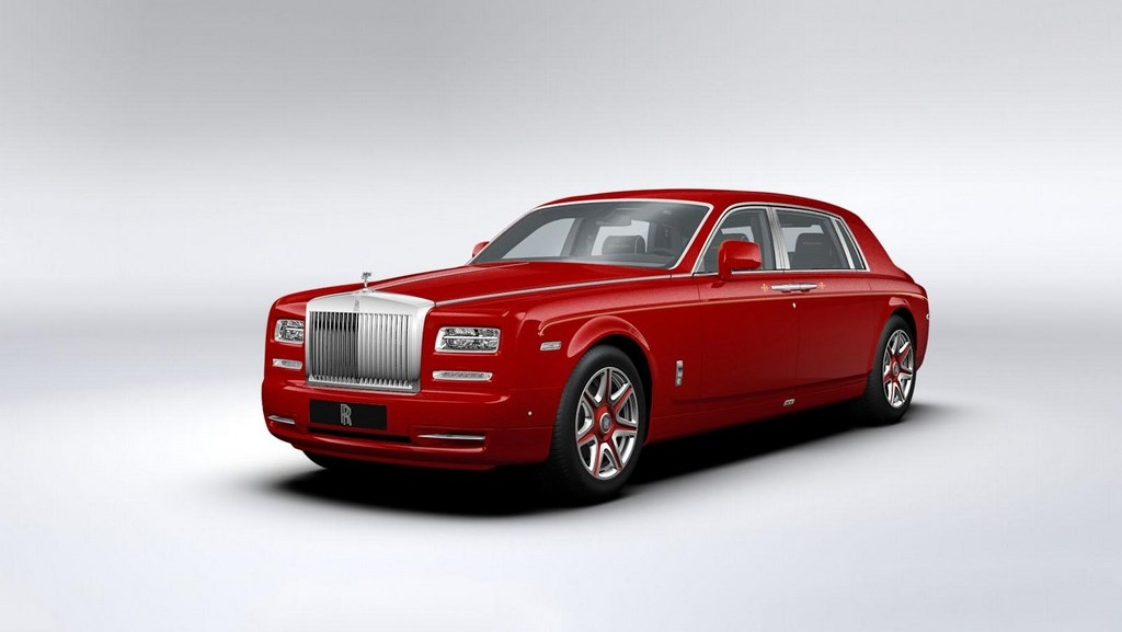 Rolls-Royce Phantom Louis XIII 2