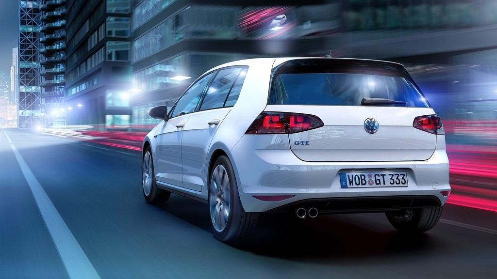 Volkswagen Golf GTE zaga